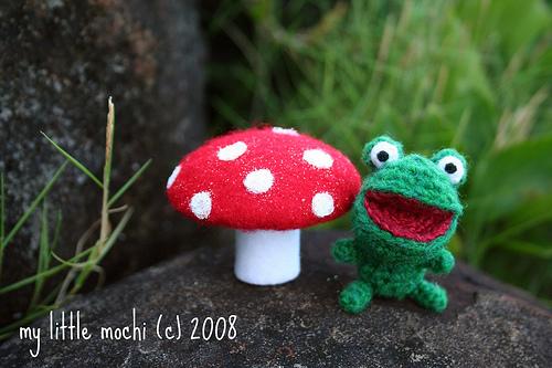 Mush and frog