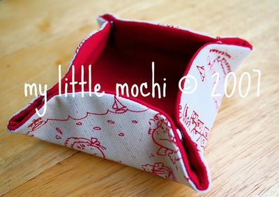 My Little Mochi - Fabric Box