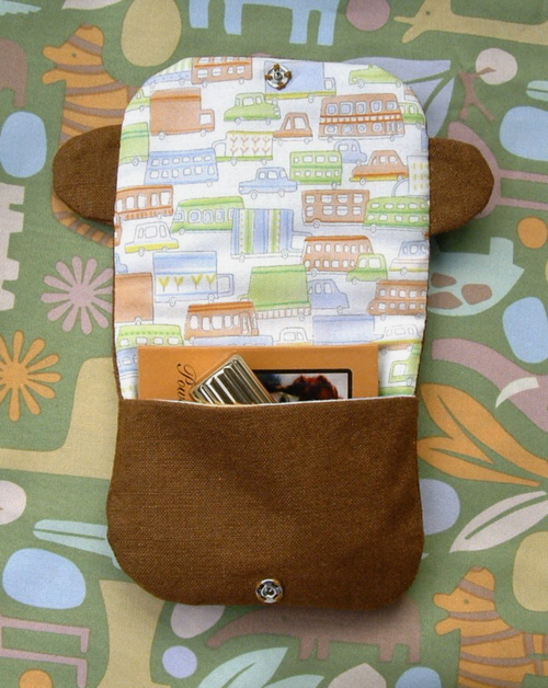 monkey pouch lining