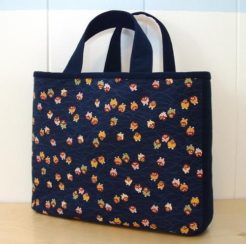 Fukurou (owl) bag